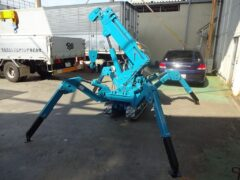 Updated Used 1.65t USED TOA Cart Crane